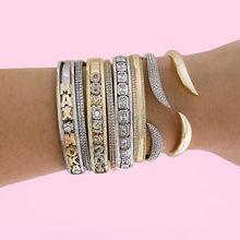 Новинка 2020, браслет «сделай сам» для женщин и детей, персонализированный Шарм-браслет с именем на заказ, браслет с буквами, золотой подарок