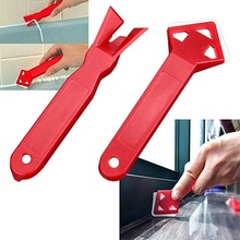 Floor cleaning tool glass glue remove residual shovel cement scraper beauty sewing