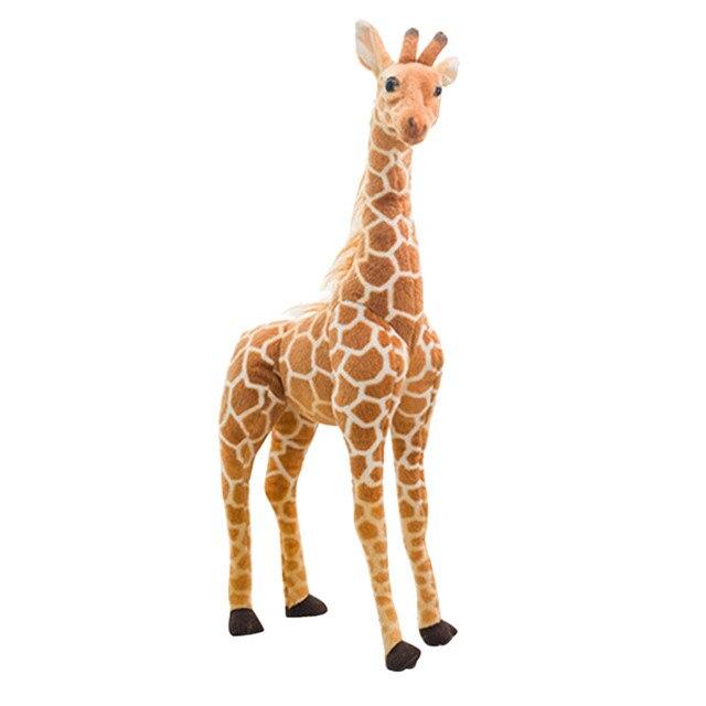 Big Plush Giraffe Toy Doll Giant Large Stuffed Animal Soft Doll Kid Gift Kids Giraffe Plush Kawaii Gift For Baby Christmas Gifts