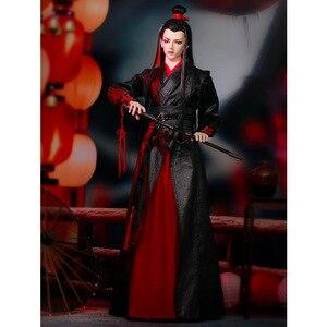 Image 5 - Isoom Adams Rồng Chiến Binh Trung Quốc Phong Cách BJD SD 1/3 70 Cm Giá Rẻ Mắt Bóng Shop Thời Trang Bi Búp Bê Tặng
