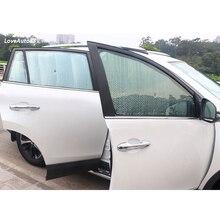 Window Sun Shade Foldable Auto UV Protection Windshield Sun Shade Cover Sunshade Reflective For Toyota Rav4 RAV-4 2014-2018 цена
