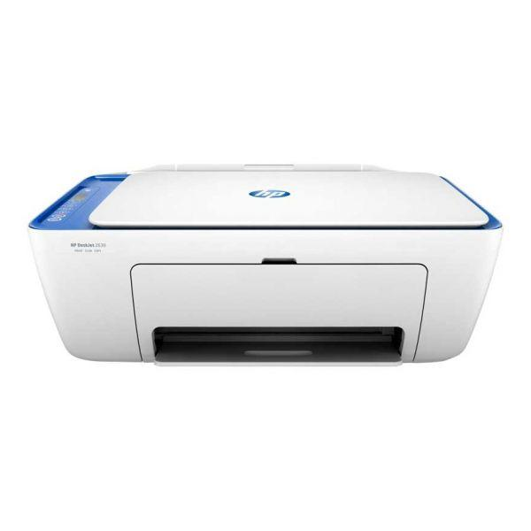 Multifunction Printer HP DeskJet 2630 WIFI White image