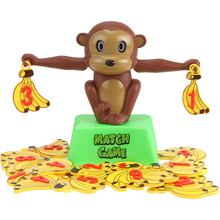 Educational-Toys Games Learning Math-Counting-Balance Monkey Kindergarten Baby Kids Children