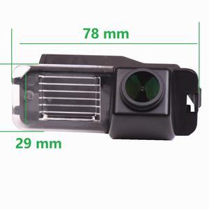 Image 3 - HD 1280x720p geri geri görüş kamerası dikiz kamera VW Bora / VW Amarok Golf MK5 /MK6/beetle/Leon 2/3 koltuk LEON