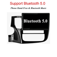 """5 3 YAZH Android 9.0 Pie 10.1""""IPS Auto Radio Multimedia For Mitsubishi Outlander 3 2013-2018 With Screen Mirroring Bluetooth 5.0 SWC (3)"""