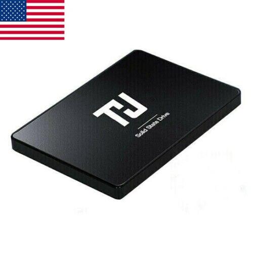 "THU Portable SSD 120GB 240GB Portable Solid State Drive 2.5"" SATA3 SSD Desktop Laptop PC"