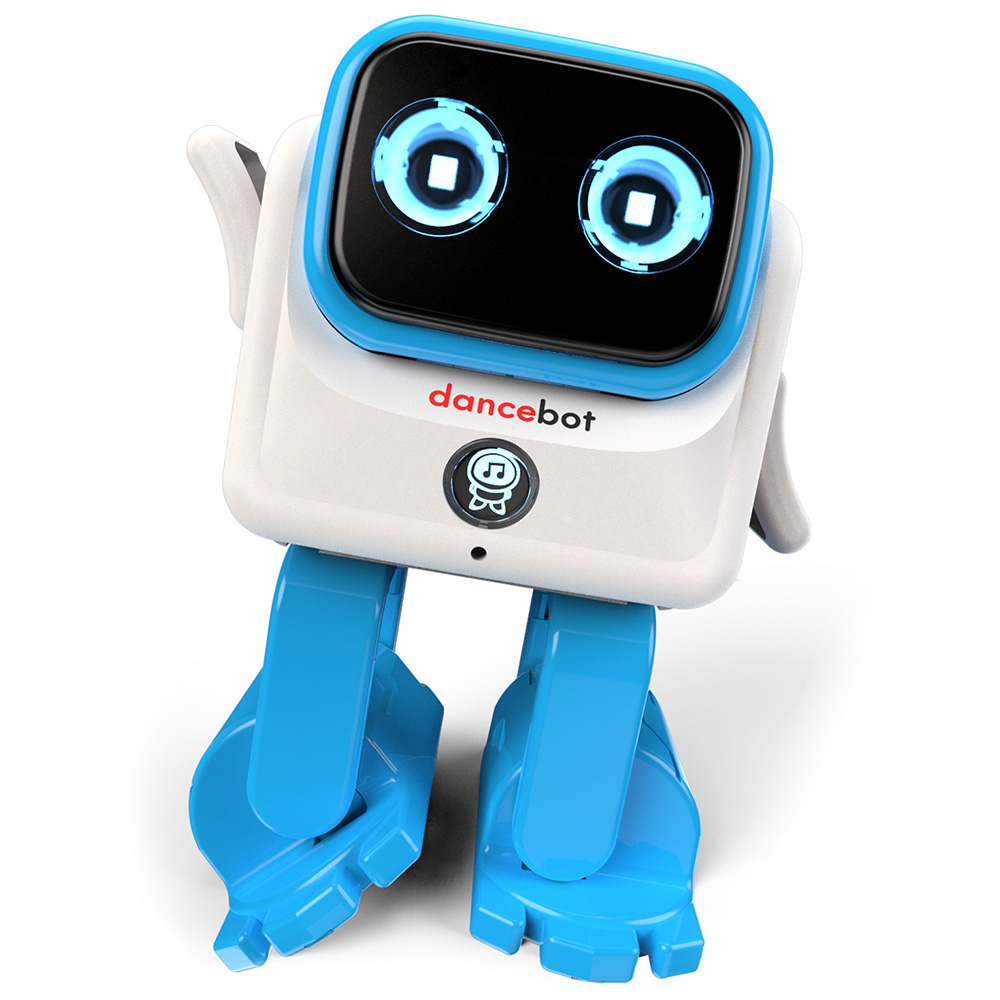Dancing-Robot Joint Speaker-Function Bluetooth Smart App-Control AI with Intelligent
