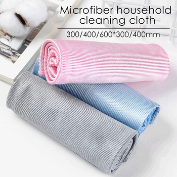 No Trace Absorbable Soft Microfiber No Lint Window Car Rag Cleaning Towel Kitchen Cleaning Cloth Wipe Glass Cloth Scouring Pad no trace absorbable 3 size soft microfiber no lint window car rag cleaning towel kitchen cleaning cloth wipes wipe glass cloth