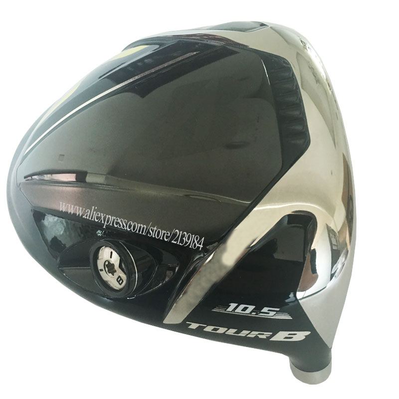 New Men Golf Head TOUR  JGR Golf Driver Head 9.or 10 Loft Driver Clubs Head No Drives Hafts Cooyute Free Shipping