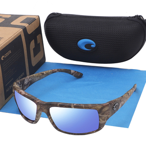 Outdoor Polarized Sunglasses Men Retro F
