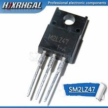 1PCS SM2LZ47 TO-220F M2LZ47 SM2LZ47A ZU-220 TRIAC TO220F 2A 800V neue und original HJXRHGAL