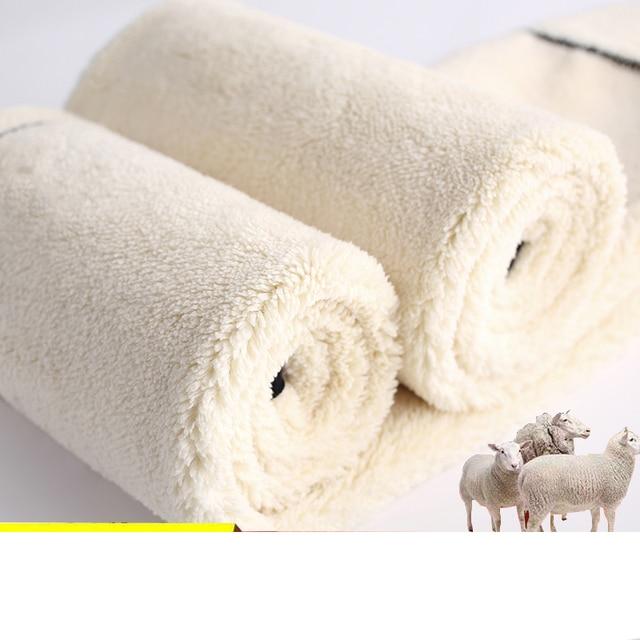Lamb Hair Stretch Leggings 3
