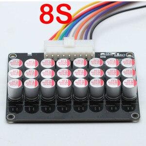 Image 5 - 1A 3A 5A 6A Balance Li ion Lifepo4 LTO Lithium batterie Active égaliseur équilibreur condensateur BMS 3S 4S 5S 7S 8S 10S 16S 20S