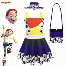 Trish Cosplay Costumes Kids Toy Girls Story Dresses Halloween For Disfraz Disguise