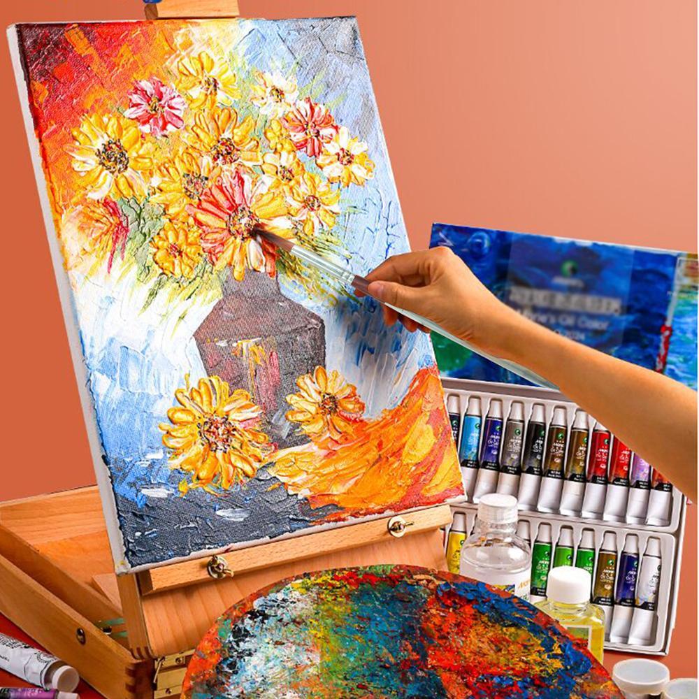 eval 7 pcs viagem arte pintura escova 04