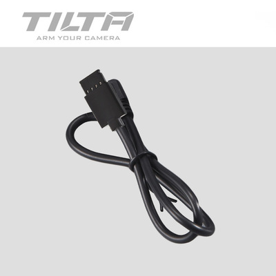 <font><b>Tilta</b></font> WLC-T04-PC-RNS Nucleus-Nano 12V Ronin-S to 5V Micro USB Motor Power Cable for Nucleus-Nano image