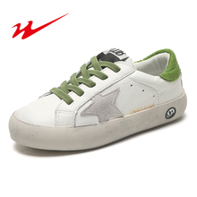 Double Star Boys And Girls Shoes Children #8217 s Shoes Boys #8217 Mesh Breathable Shoes Kids Casual Shoes Kids Canvas Shoes Kids Sneakers cheap NoEnName_Null Rubber Fits true to size take your normal size 0-1M 14T Lace-Up Solid all season Anti-Slippery Unisex children s clothing (1-3
