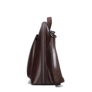 Image 4 - Sac à dos Vintage en cuir pour femmes, sac décole de grande capacité pour filles, sac à bandoulière de loisirs, 2020