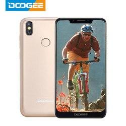 DOOGEE BL5500 Lite U çentik Smartphone 6.19 inç MTK6739 dört çekirdekli 2GB RAM 16GB ROM 5500mAh çift SIM 13.0MP + 8.0MP Android 8.1