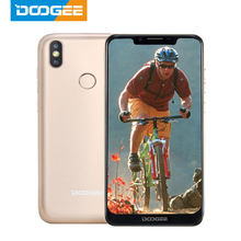 DOOGEE BL5500 Lite u-cran Smartphone 6.19 pouces MTK6739 Quad Core 2 go RAM 16 go ROM 5500mAh double SIM 13.0MP + 8.0MP Android 8.1(China)