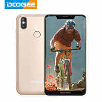 DOOGEE BL5500 Lite-primera Smartphone 6,19 pulgadas MTK6739 Quad Core 2GB RAM 16GB ROM 5500mAh Dual SIM 13.0MP + 8.0MP Android 8,1