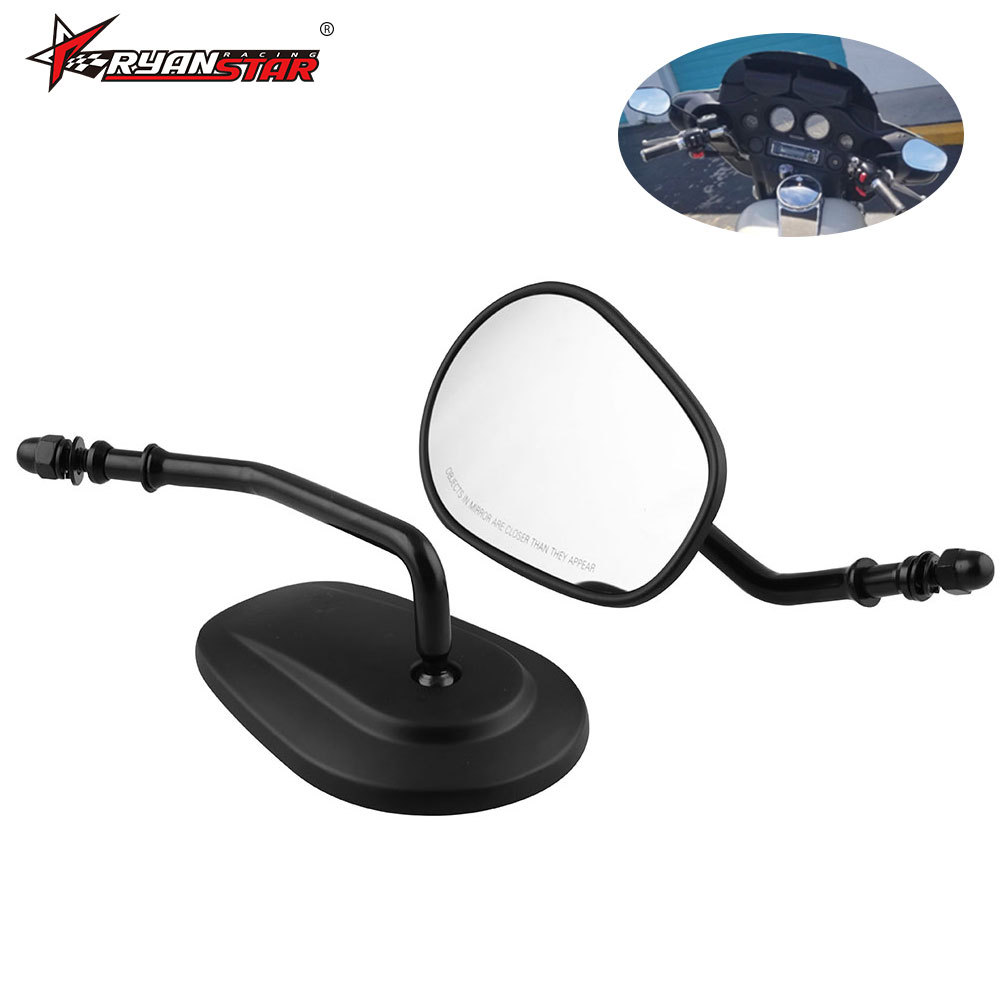 Cross Border Hot Sales Motorcycle Modified Rearview Mirror Suitable for Harley Davidson XL 883 1200 Mirror