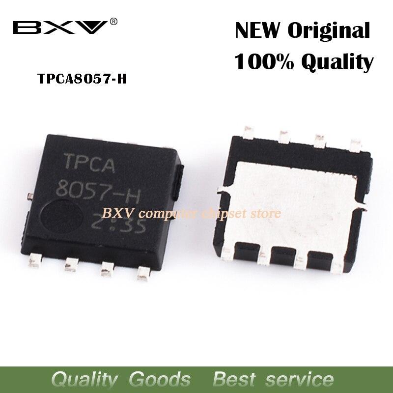 10pcs TPCA8057-H TPCA 8057-H TPCA8057 TPCA8057H QFN New Original Laptop Chip Free Shipping