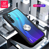 Shookproof Case for Xiaomi Redmi Note 8T Case Xundd Airbag Bumper Ring Holder Back Cover Transparent for Redmi Note 8 coque