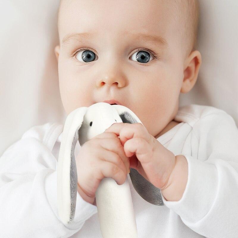 Baby Rammelaars Voor Pasgeborenen Baby 0 12 Maanden Soft Gevulde Pluche Speelgoed Mobiele Bed Wieg Voor Meisje Jongen 1 Jaar montessori Educatief