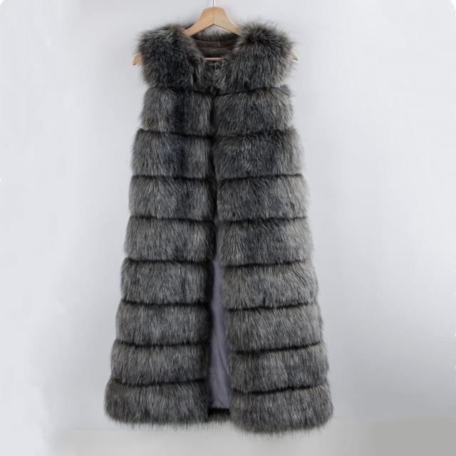 ZhuiKunA Kinder Weste Faux-Pelz M/ädchen /Ärmellose Mantel Einfarbig Warme Weste Tops