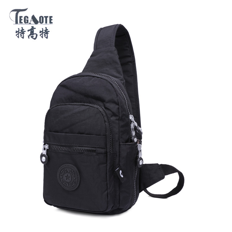 2020 New Style women Casual Functional Chest Bag Phone Pouch Bags Travel Waist Pack Messenger Shoulder Bag For Teenager Bag