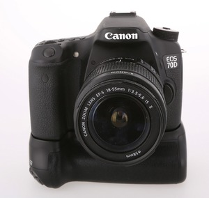 Image 5 - GloryStar MK 70D BG E14 Vertical Battery Grip Holder For C EOS 70D 80D 90D Cameras