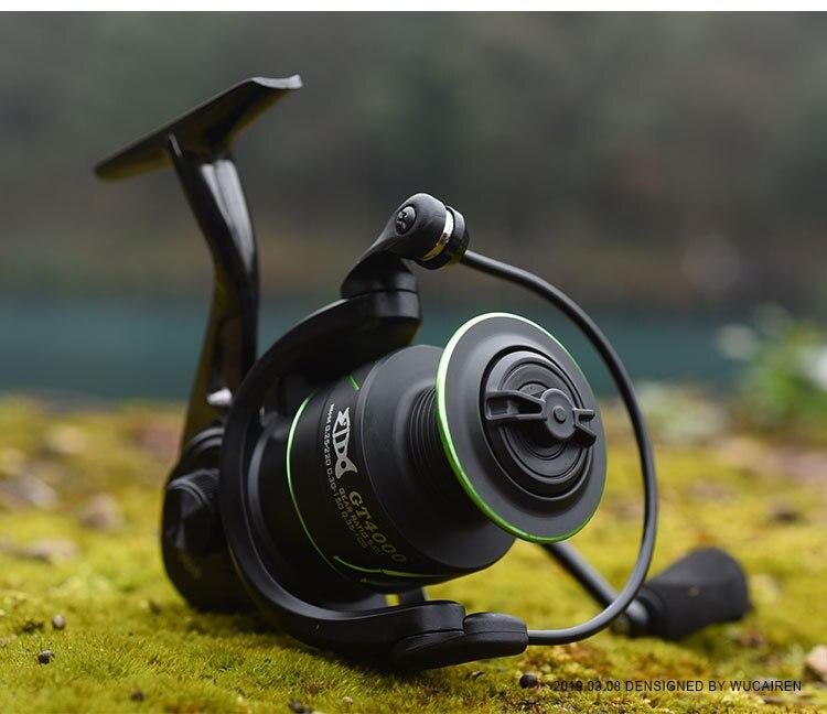 Folga Molinete De Pesca Equipamento De Pesca