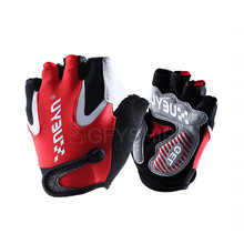 Универсальные велосипедные перчатки с полупальцами, велосипедные противоскользящие анти-пот, анти-ударные перчатки, дышащие мотоциклетные спортивные перчатки для езды на велосипеде