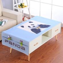 Factory Direct Sales of Modern Minimalist Home Wallpapers Custom Cotton Fabric Rectangular Digital Printing Coffee