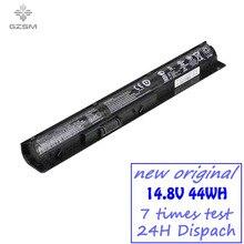 GZSM laptop battery VI04 For HP Envy 14 15 17 Series battery for laptop TPN-Q140 HSTNN-LB6J HSTNN-DB6I HSTNN-LB6I battery gzsm laptop battery se03xl for hp 14a l100 battery for laptop 14 al125tx hstnn lb7g hstnn ub6z tpn q171 849568 541 battery