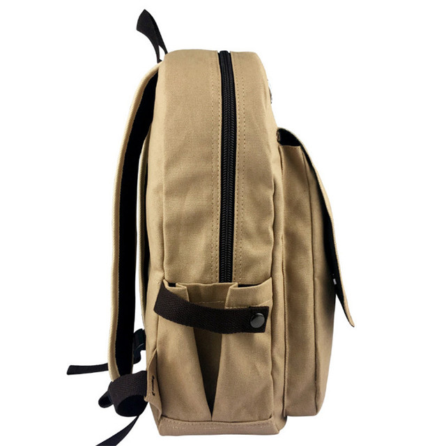 Anime JOJO JoJo's Bizarre Adventure Cosplay Computer Backpack Canvas Shoulder Bag School Backpack Ttaveling Backpack Women Male 1