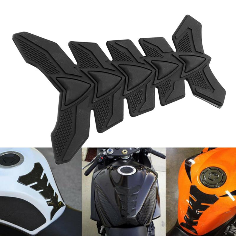 3D Motorcycle Sticker Gas Fuel Oil Tank Pad Rubber Protector Cover Decals Case For Honda Yamaha KTM BMW Kawasaki Suzuki Stickers