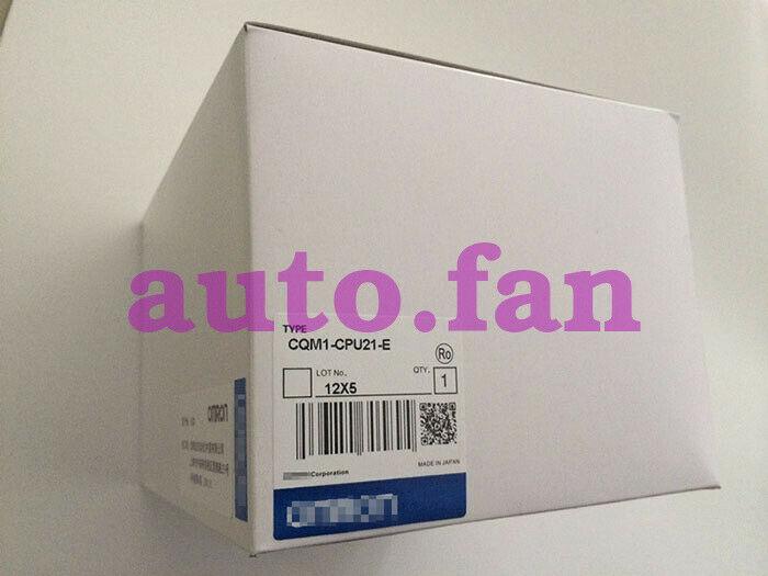 For CQM1-CPU21-E CPU Module