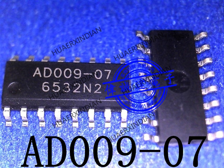 1Pieces New Original AD009-07 SOP16     In Stock Real Picture