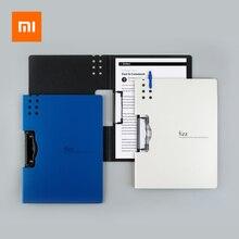 Xiaomi carpeta Horizontal A4 Fizz, carpeta con textura mate de 7 colores, bandeja de pluma portátil, bolsillo para archivos de malla de oficina, 2 tipos