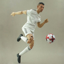 Football Star Ronaldo-Doll Action Figures Soccer 1/6-Scale Display Collectible Gifts