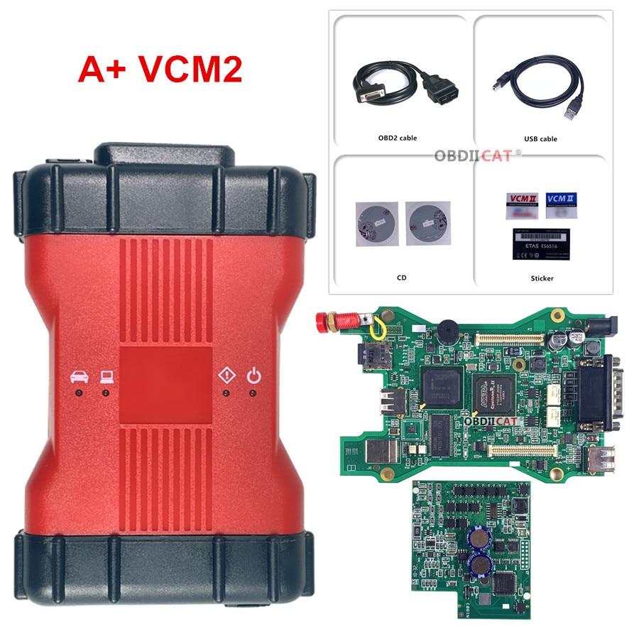 Best Quality Full Chip VCM 2 Multi-Language Diagnostic Tool