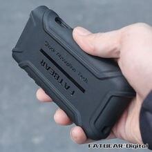 [Для sony walkman nw zx500 zx505 zx507] фэтбер Тактический ударопрочный