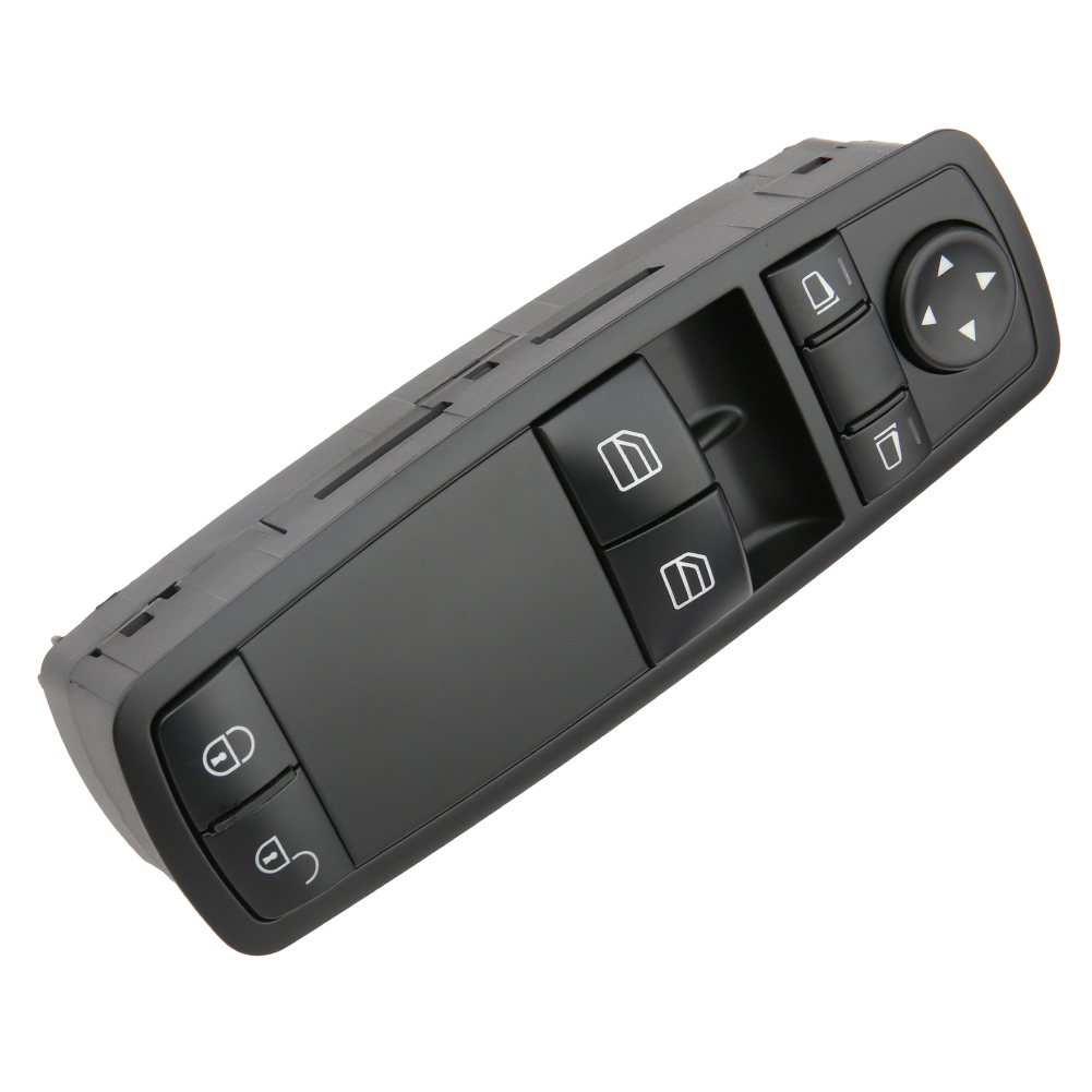 LHD Master Power Window Switch Button For <font><b>Mercedes</b></font> For Benz <font><b>W169</b></font> <font><b>A170</b></font> A200 Classe WS212 1698206410 A1698206410 Car Window Switch image