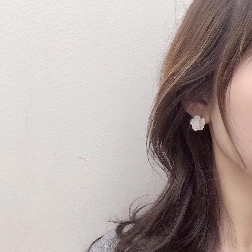 Женские Висячие серьги mengjiqiao новые корейские элегантные