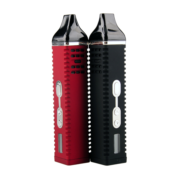 Yunkang Hebe Titan 2 Kit Dry Herbal Vaporizer <font><b>E</b></font> <font><b>Cigarette</b></font> Titan II Dry Herbs Vaporizer Pen Titan 2200mAh Battery LCD Display image
