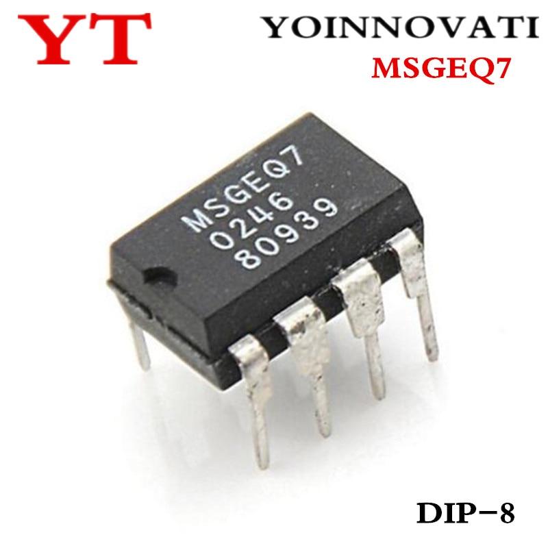 5pcs/lot MSGEQ7 MSGE07 DIP8 IC 1