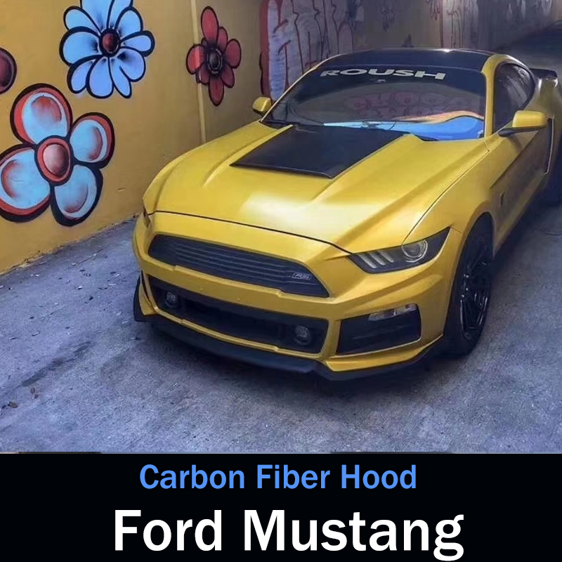 2015 2016 2017 2018 Mustang Vinyl Racing Stripe Spears GT Roush Shelby Style 1
