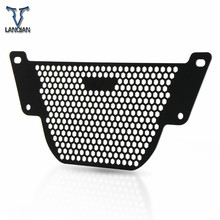 For Ducati Monster 1200 Oil Cooler Guard 2013 2014-2016 Motorcycle Accessories Aluminum Radiator Grille Guard Cover Motorbike aluminum radiator guard cover grille for suzuki gsx r1000 gsxr 1000 2009 2010 2011 2012 2013 2014 2015 2016 oil cooler protector